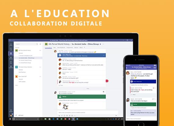 collaboration digitale
